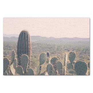 Arizona Cacti  | Tissue Paper