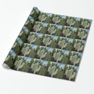 Arizona Cactus Wrapping Paper