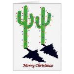 Arizona Christmas Greeting Card
