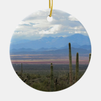 Arizona Christmas Ornament