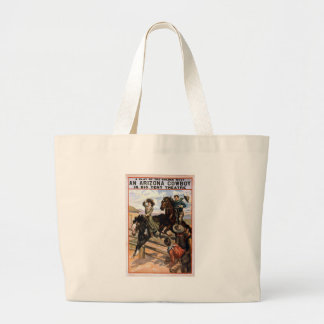 Arizona Cowboy in Big Tent Theater Bags