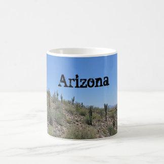 Arizona Cup O' Joe Basic White Mug