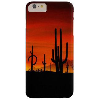 Arizona Desert Barely There iPhone 6 Plus Case