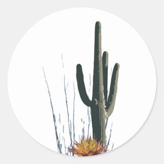 Arizona Desert Plants | Sticker