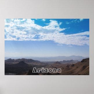 Arizona Desert Print