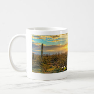 Arizona Desert Sunrise Coffee Mug