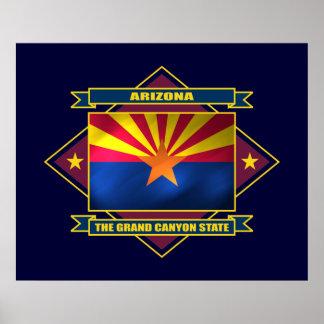 Arizona Diamond Print