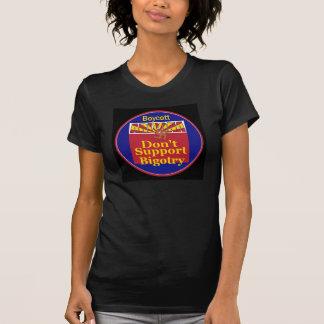 Arizona Don't Support Bigotry T-Shirt