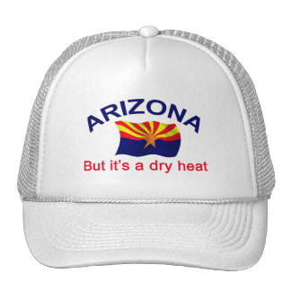 Arizona Dry Heat Trucker Hat
