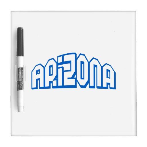 Arizona Dry-Erase Boards