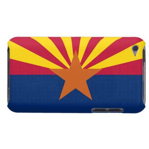 Arizona Flag Barely There iPod Touch Case