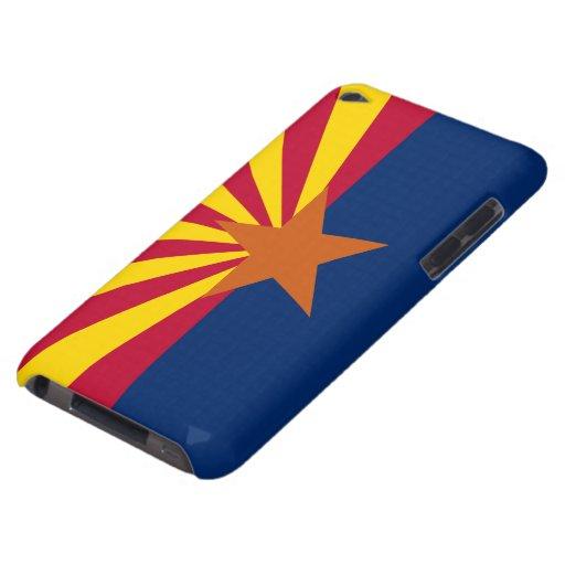 Arizona Flag iPod Case-Mate Cases