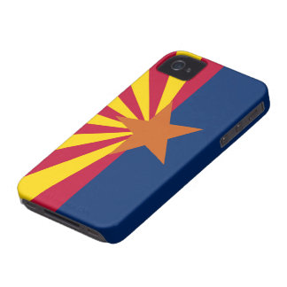 Arizona Flag iPhone 4 Case
