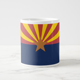 Arizona Flag Large Coffee Mug