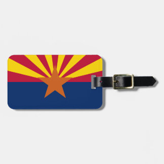 Arizona Flag - Luggage Tag