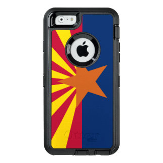 Arizona Flag Otterbox Defender Iphone 6/6s Case