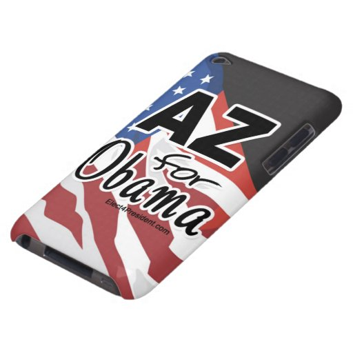 Arizona for Obama Election iPod Touch Case-Mate Case