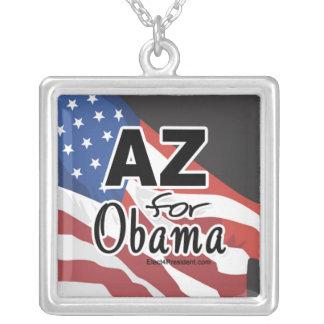 Arizona for Obama Election Pendants