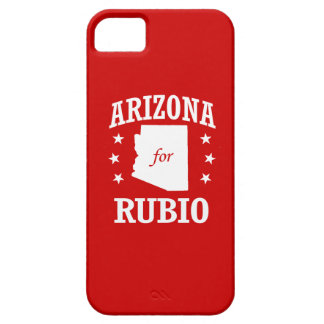 ARIZONA FOR RUBIO iPhone 5 CASE
