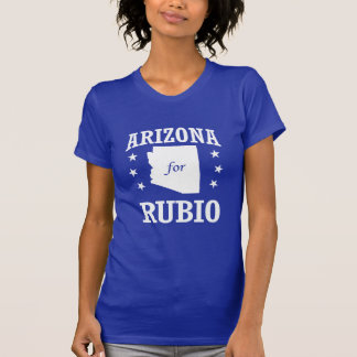 ARIZONA FOR RUBIO T-Shirt