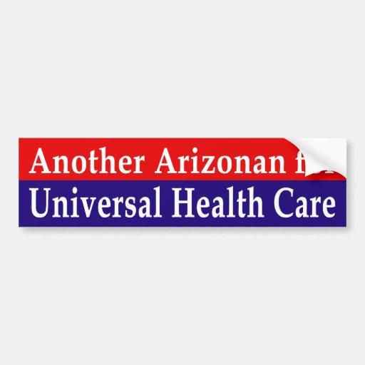 Arizona for Universal Health Care Bumper Stickers