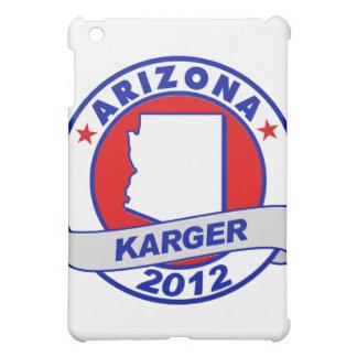 Arizona Fred Karger iPad Mini Cover
