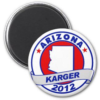 Arizona Fred Karger Refrigerator Magnets