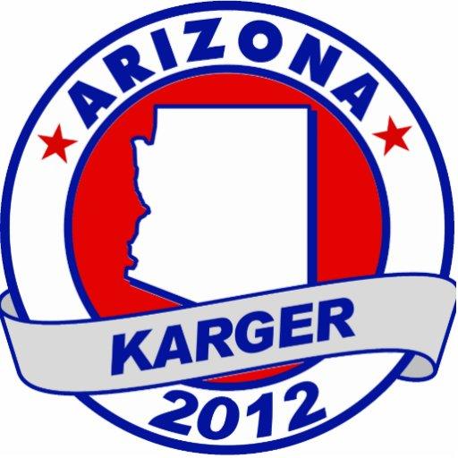 Arizona Fred Karger Photo Sculpture