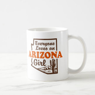 Arizona Girl Mugs