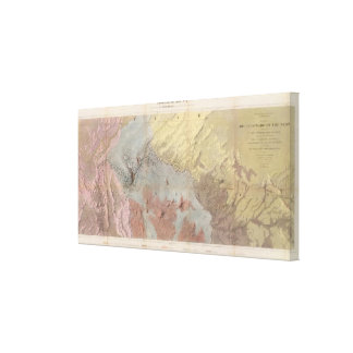 Arizona Grand Canyon Canvas Print