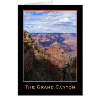Arizona Grand Canyon South Rim Greeting Card