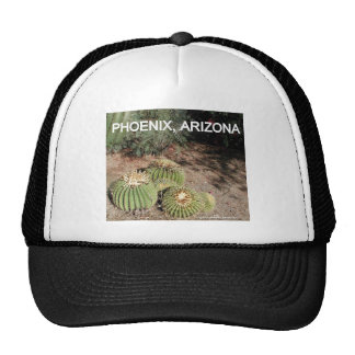 ARIZONA GREENERY TRUCKER HATS