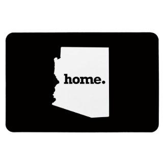 Arizona Home Rectangular Photo Magnet