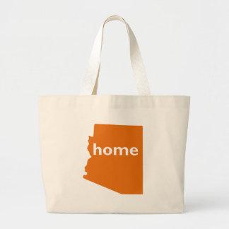 Arizona Home Large Tote Bag