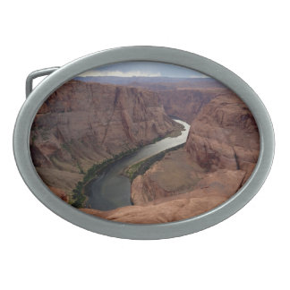 ARIZONA - Horseshoe Bend A - Red Rock Belt Buckle