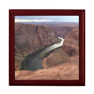 ARIZONA - Horseshoe Bend A - Red Rock Gift Box