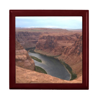 ARIZONA - Horseshoe Bend B - Red Rock Gift Box