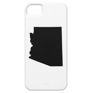 Arizona in Black Barely There iPhone 5 Case