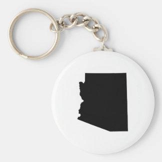 Arizona in Black Key Ring