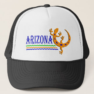 Arizona Lizard Trucker Hat