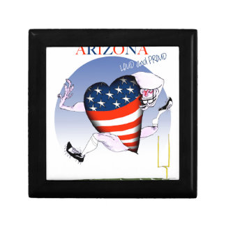 arizona loud and proud, tony fernandes gift box