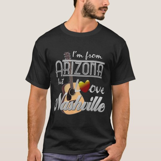 Arizona Love Nashville Men's T-Shirt