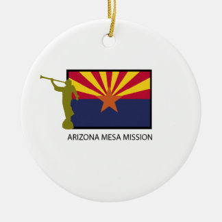 ARIZONA MESA MISSION LDS CTR CHRISTMAS ORNAMENT