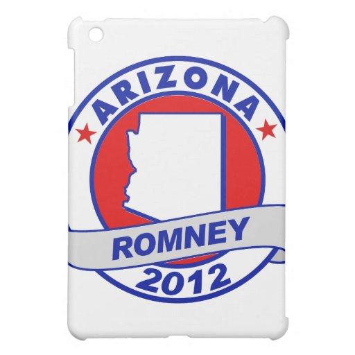 Arizona Mitt Romney Case For The iPad Mini