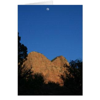 Arizona Moon Card