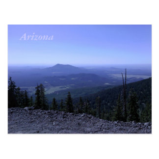 Arizona Mountain Postcard