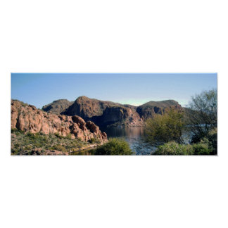 Arizona Mountains - Landscape Photo Print