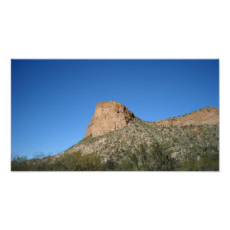 Arizona Mountains - Landscape Photo Print Poster