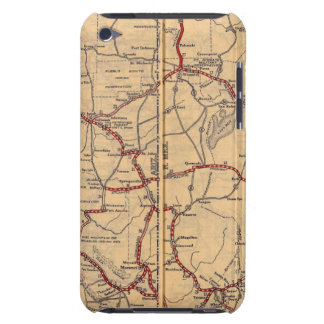 Arizona, New Mexico Barely There iPod Cover