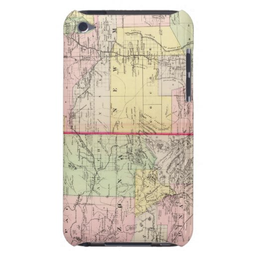 Arizona, New Mexico iPod Touch Case